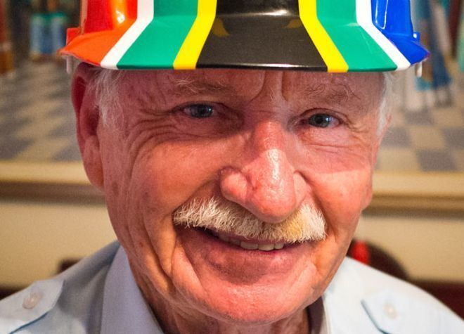 The Man Who Designed The SA Flag Dies