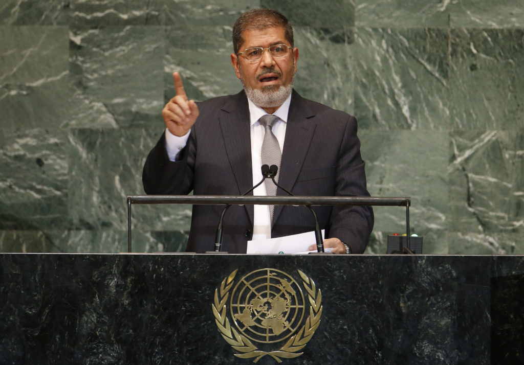 When Morsi died, Egypt's hopes for democracy died with him