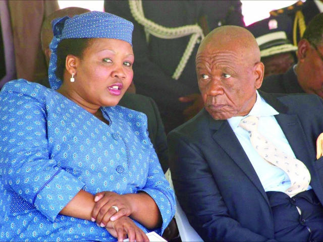 Lesotho first lady charged with 'murder' over killing of PM's ex-wife