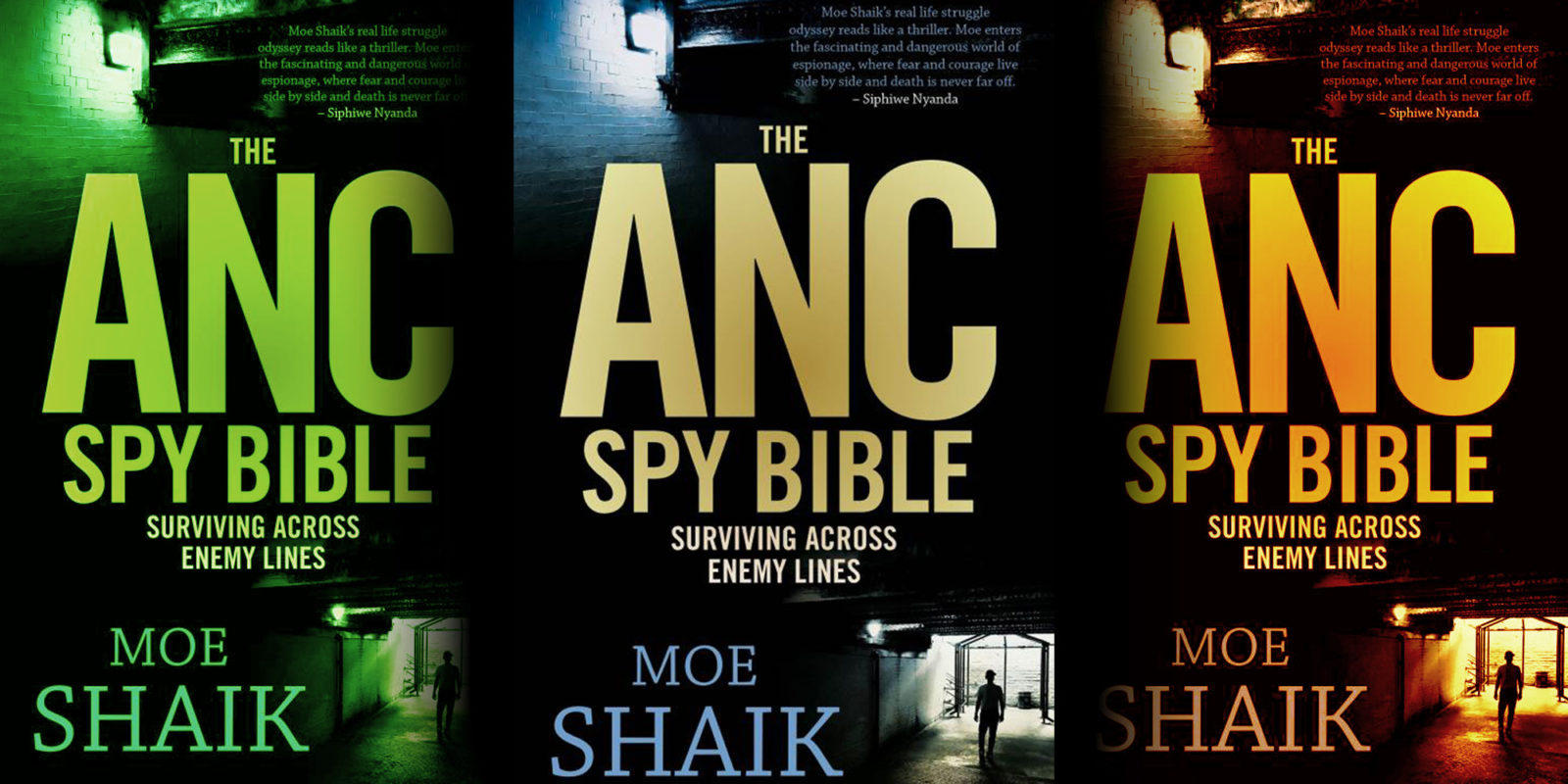 'ANC Spy Bible': a real-life South African thriller, but too much left unsaid
