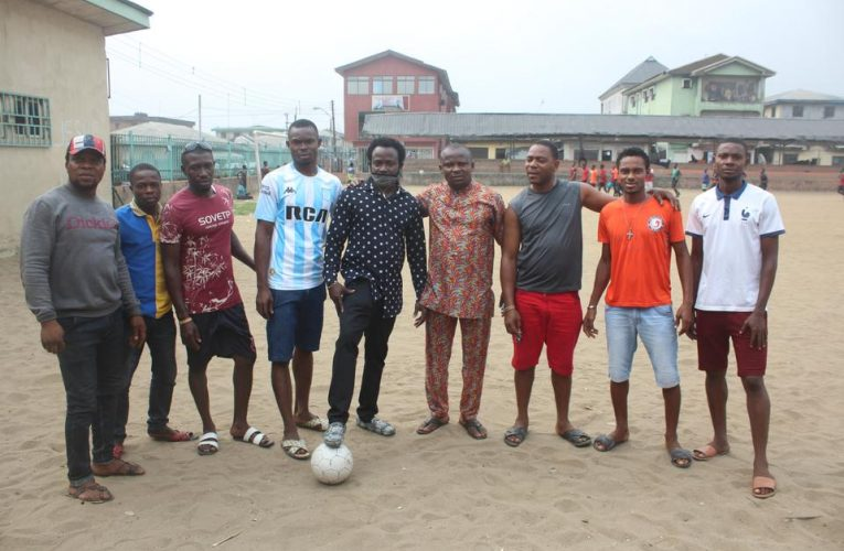 How a Nigerian security guard used football to end tribal conflict