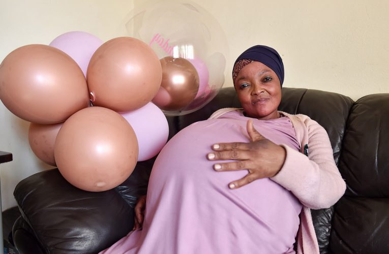 South African woman claims she gave birth to record 10 babies at once: report